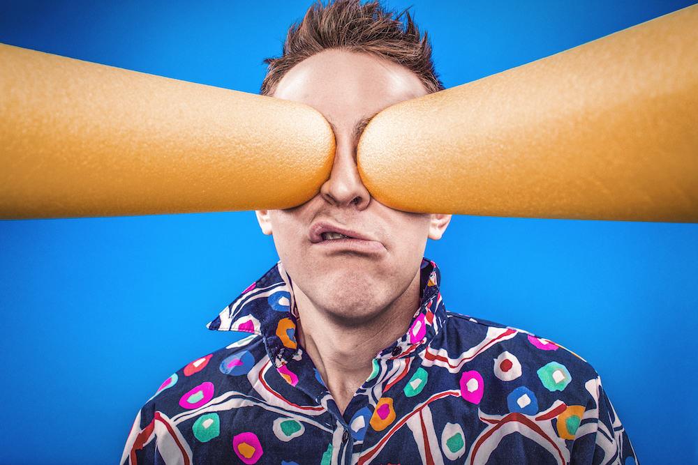 Das Auge isst mit – nicht nur vom eigenen Teller.