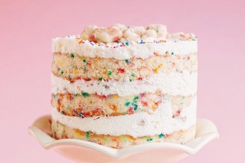 Naked Cake: Warum ist der Kuchen nackt?