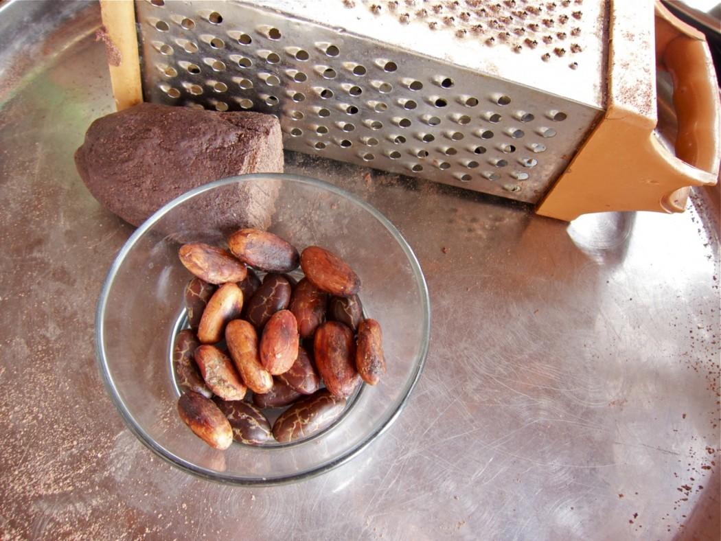 Heisse Schokolade zieht man nicht durch den Kakao