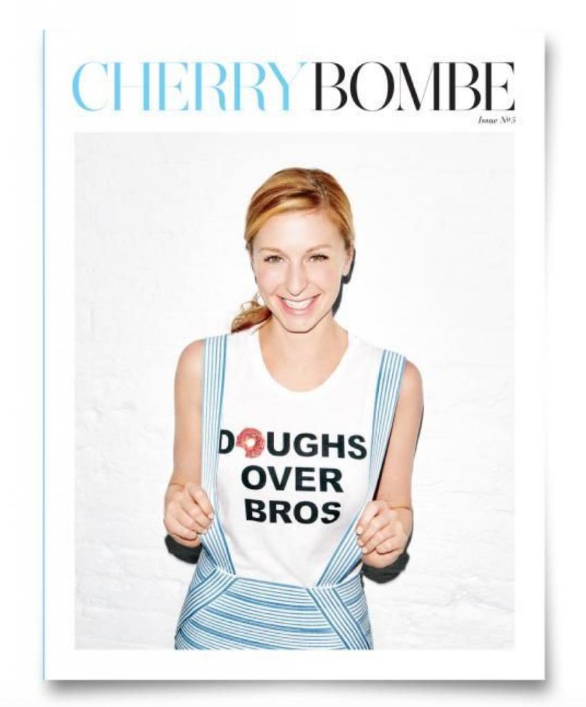 Christina Tosi © Cherry Bombe Mag