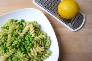 Avocado-Zitronen-Pasta © Sarah Krobath für Ja! Natürlich
