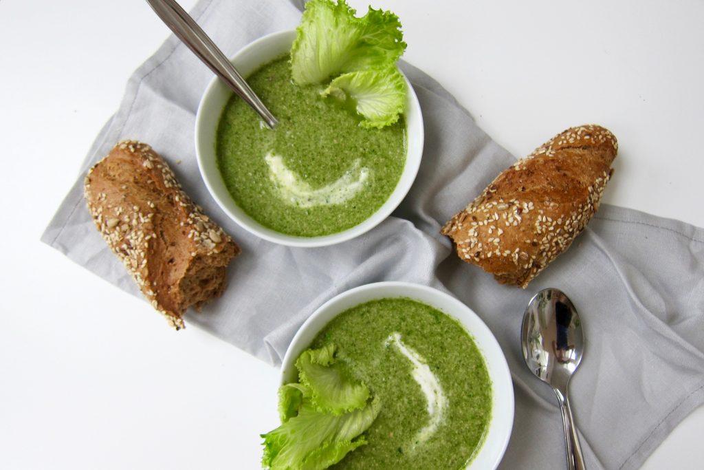 9 frische Ideen für welkenden Blattsalat